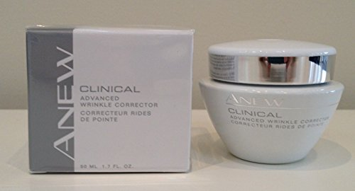 Avon ANEW CLINICAL Advanced Wrinkle Corrector Advanced Wrinkle Cream