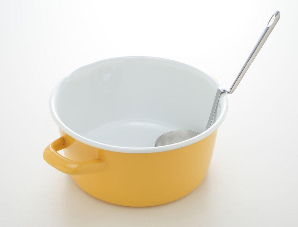 アーネスト 鍋にかけられるお玉