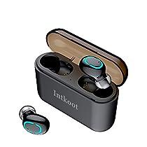 Bluetooth イヤホン ワイヤレス イヤホン Bluetooth 5.0 Hi-Fi 高音質 ...