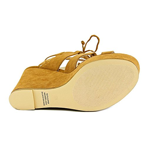 US Frauen Sandales West Light Femme Nine pour Cognac Brown PXAIZvxq