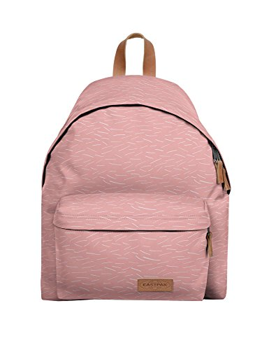 Eastpak Women's Padded Pak'r Pale Pink Backpack Polyamide by Eastpak