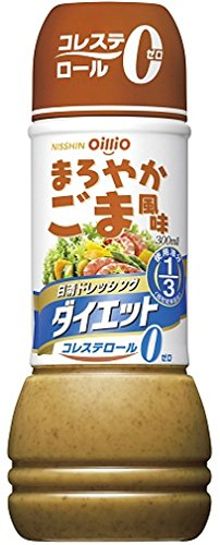 300mlX12 pieces Nisshin dressing diet mellow sesame flavor