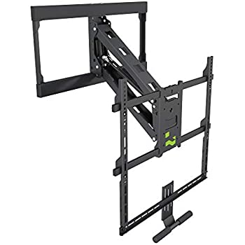 Kanto pull down fireplace tv mount for 42 to - Fireplace tv mount pull down ...