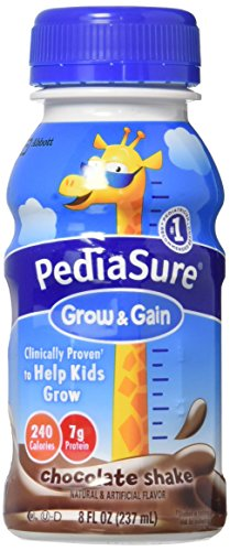 PediaSure Chocolate Shake Nutritional Drink 6 Units