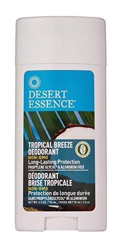 Essence Tropical - Desert Essence Tropical Breeze Deodorant(2pk)2.5oz