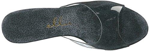 Ellie Shoes Damen 609-harmony Plattform Kleid Sandale Schwarz