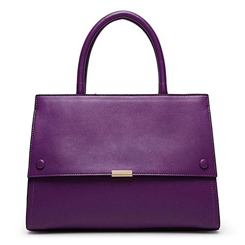 Yuntun Summer Women Bag Large Shoulder Handbag Messenger Package(purple£©