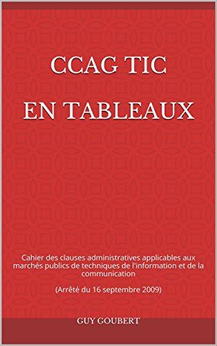 le ccag-pi 2009 au format word