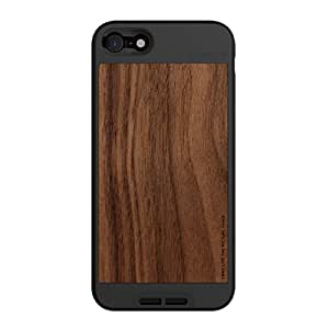 iPhone 7 / iPhone 8 Case    Moment Photo Case in Walnut Wood - Protective, Durable, Wrist Strap Friendly case for Camera Lovers.
