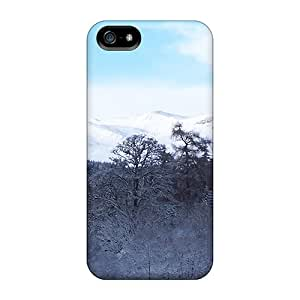 TZn12308Pqtx Case Cover Mountains Near Inverary Iphone 5/5s Protective Case