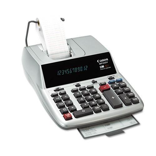 CNMMP25DVS - MP25DV Two-Color Ribbon Printing Calculator