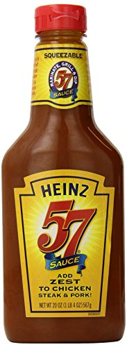 Heinz 57 Sauce, 20 Ounce (Pork Sauce Steak)