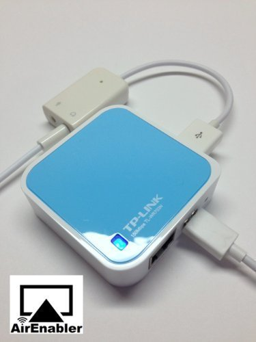 airenabler adapter kit  for apple airplay