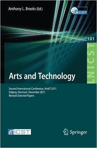 Arts and Technology: Second International Conference, ArtsIT
