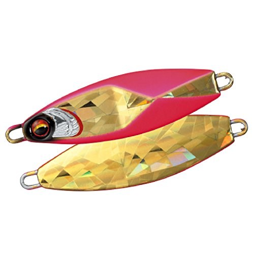 ダイワ メタルジグ ルアー 鮃狂 フラットジャンキー ヒラメタル 30g ダブルピンクゴールドの商品画像