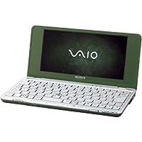 SONY VAIO typeP P50 XP Home WWAN ペリドットグリーン VGN-P50/G
