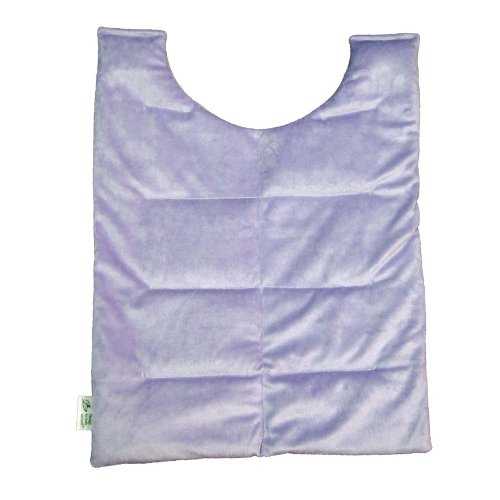 Herbal Concepts Comfort Back Pac, Lavender (Body Wrap Herbal Heating)