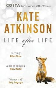 Life After Life: Winner of the Costa Novel Award (English Edition)