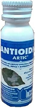 Antioidio ARTIC fungicida de amplio espectro contra oidios, alternarias, roya