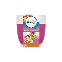 Febreze Candle, Island Fresh Gain, 3.5 oz