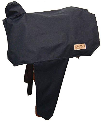 tahoe-premium-nylon-waterproof-western-saddle-cover-black
