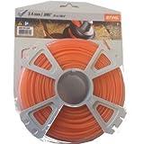 Stihl Premium Round Trimmer Line .095'' / 2.4mm
