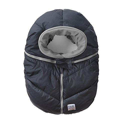 infant car seat fleece cover - 9