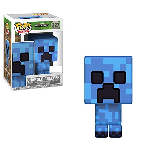 Funko Pop! Minecraft - Charged Creeper Exclusive -