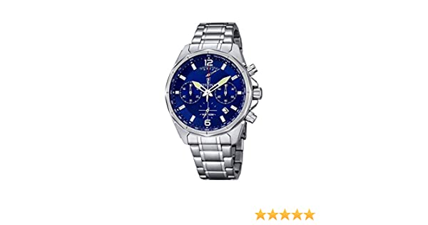 Amazon.com: Mens Watch - FESTINA - Stainless Steel - Chronograph - F6835/3: Watches