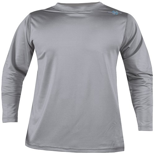 Loose Fit Rash Guard Channel Flow Long Sleeve (multi Colors)