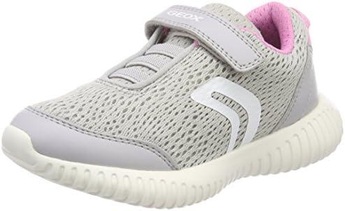 Geox Baby Girls B Waviness Sneaker