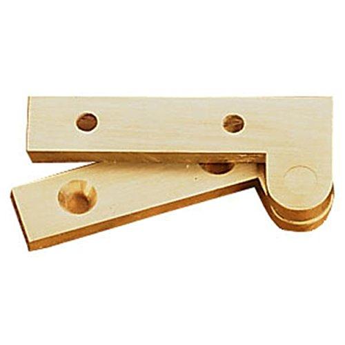 Solid Brass Pivot Hinge - 7