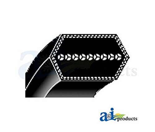 """A and I, BB94 Double V-belt (21/32"""" X 97""""), for Miscellaneous Machines"""