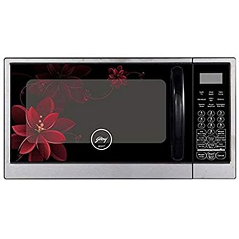 Godrej 30 L Convection Microwave Oven (GME 730 CR1 PZ Wine Lily, Wine Lily)