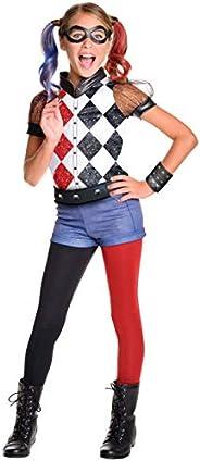 Rubie's DC Superhero Girl's Harley Quinn Costum