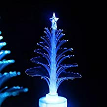 Coromose 1pc Christmas Xmas Tree Color Changing LED Light Lamp Home Decoration
