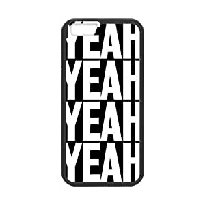 Case Cover For Apple Iphone 6 Plus 5.5 Inch Yeah Yeah Yeah Awesome Cool Fashion Hard Frame & PC Hard Back Protective Cover Bumper Case for Case Cover For Apple Iphone 6 Plus 5.5 Inch (2014)