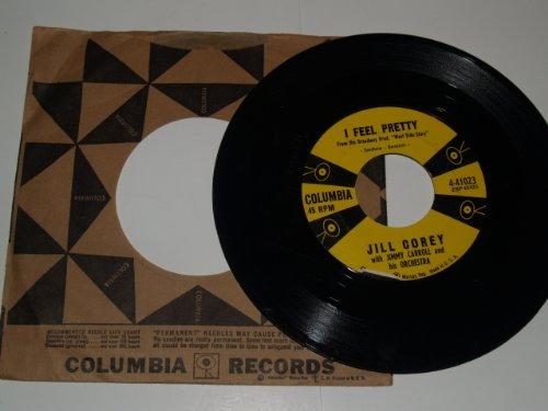 i feel pretty 45 rpm single