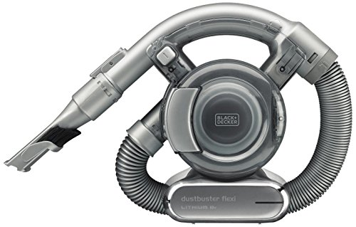 BLACK+DECKER PD1820L-GB PD1820L Handheld Vacuum, 1700 W, Dark Titanium