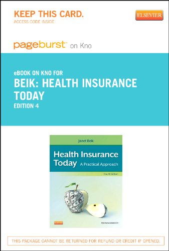 health-insurance-today-elsevier-ebook-on-intel-education-study-retail-access-card-a-practical-approa