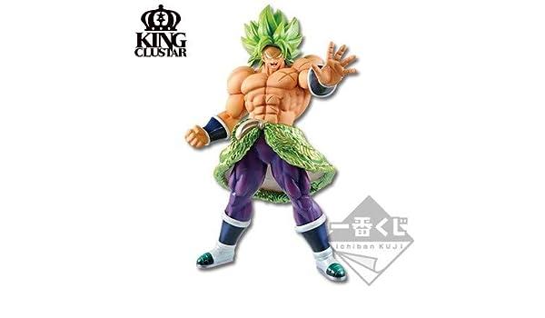 Ichiban Kuji Dragon Ball Super Super Saiyan Broly Full Power Figure 2018 Ver