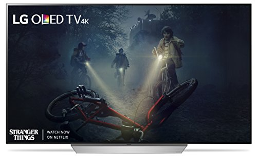 LG Electronics OLED55C7P 55-Inch 4K Ultra HD Smart OLED TV (2017 Model)