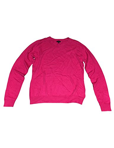 talbots-womens-novelty-neck-sweater-s-m-l-xl-xxl-medium-pink