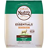 NUTRO WHOLESOME ESSENTIALS Adult Healthy Weight Natural Dry Dog Food for Weight Control Lamb & Rice Recipe, 30 lb. Bag