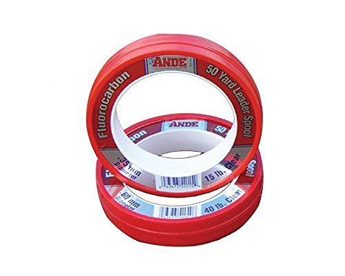 Ande Fluorocarbon Fishing Lines