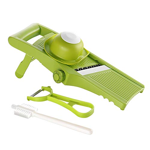 French Fry Sweet Potatoes - Ourokhome Vegetable Mandoline Potato Slicer - Fry Cutter for Onion Rings, Chips and French Fries