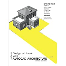 Step by Step Design a House with Autocad Architecture