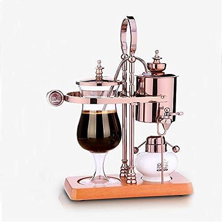 JIUYUE Cafetera Francesa Nuevo diseño de la Gota del Agua del ...