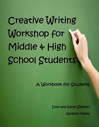 Fun creative writing activities for high school students