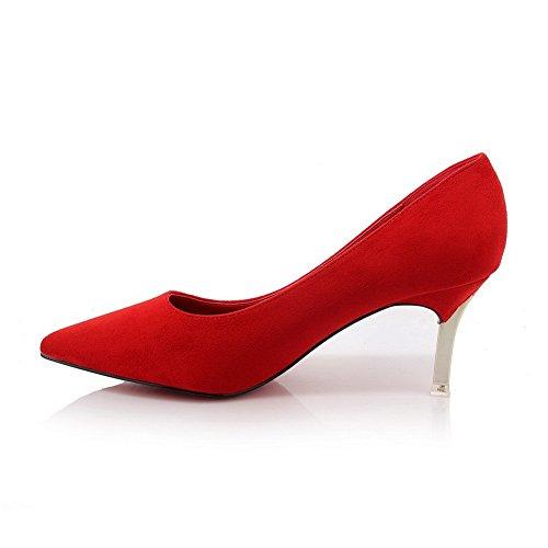 BalaMasa , Escarpins pour femme Rouge